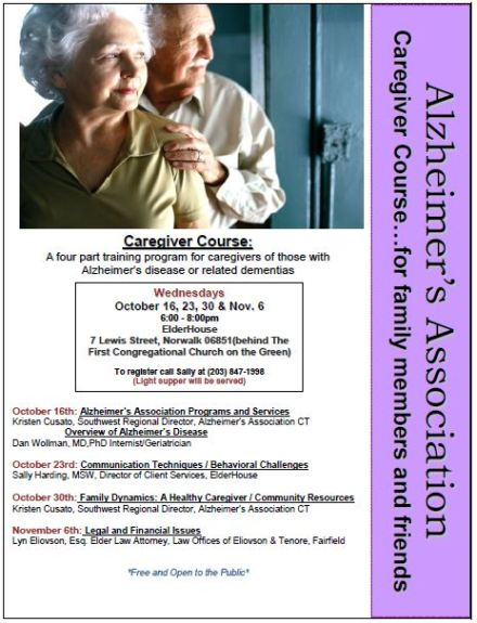 Caregiver Course