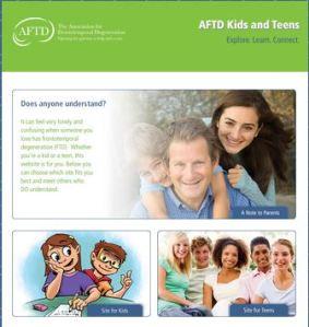 AFTD Kids Site